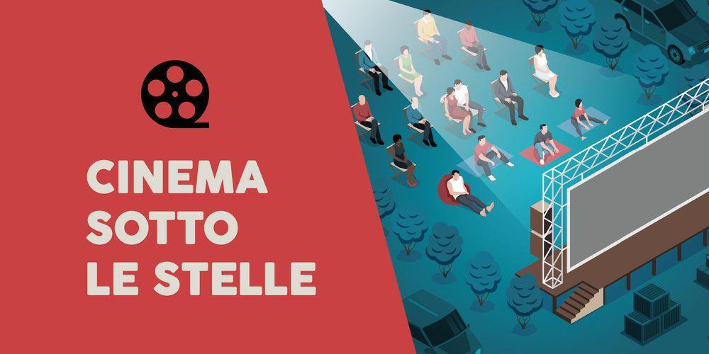 CINEMA SOTTO LE STELLE - 30 Giugno