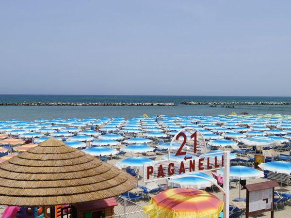 Bagno Paganelli - Spiaggia
