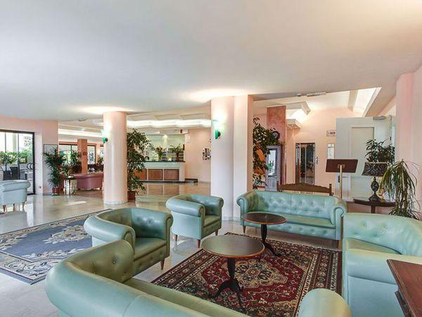 Hotel Spiaggia - Sala