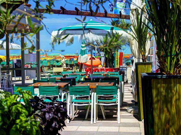 Bagno Sirena - Area ristoro