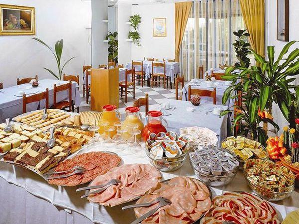 Hotel Walter - Buffet