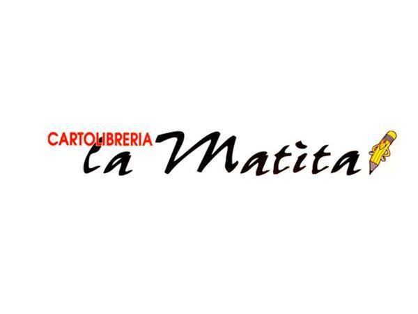 Cartoleria La Matita - Logo