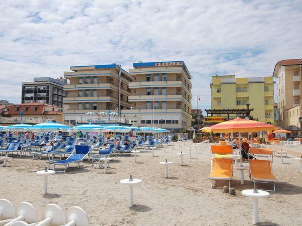 Hotel Delfino - Spiaggia