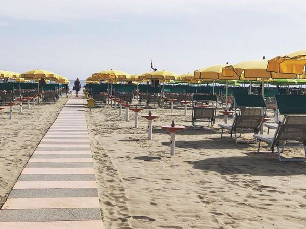 Bagno Ciao Mare - Spiaggia