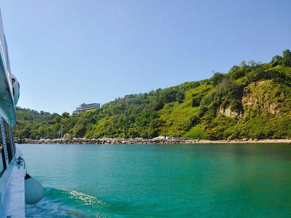 Motonave Adriatic Princess III - Paesaggio