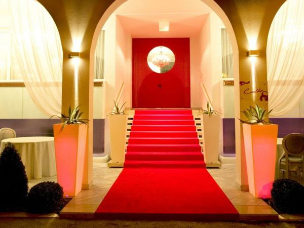Hotel Coelho - Ingresso