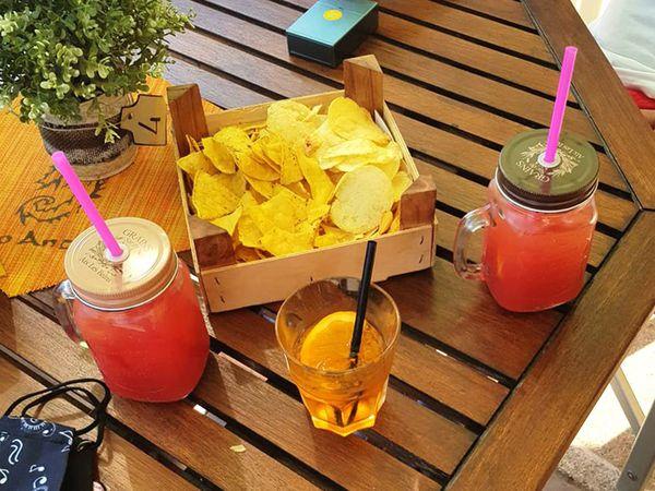 Playa Miguel - Aperitivo