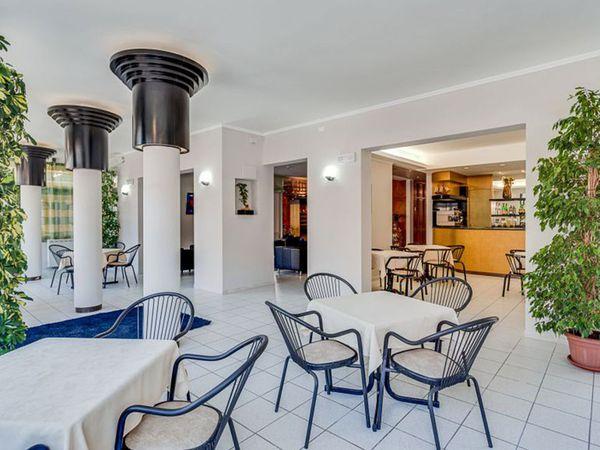 Hotel Benvenuti - Veranda