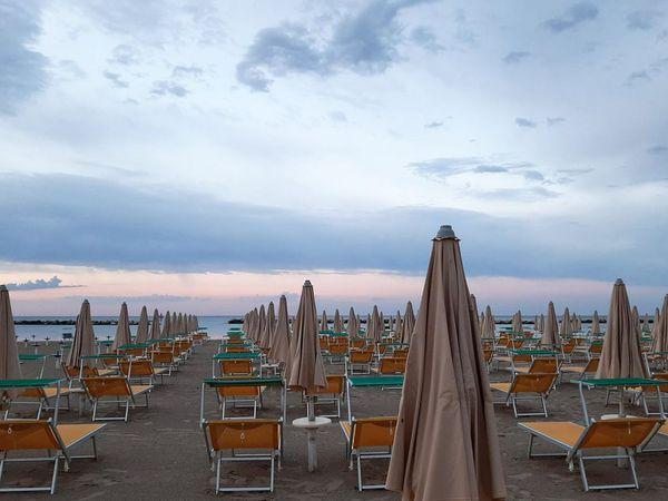 Bagno Trieste - Lettini