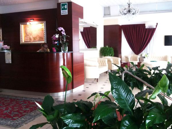 Hotel San Marco - Hall