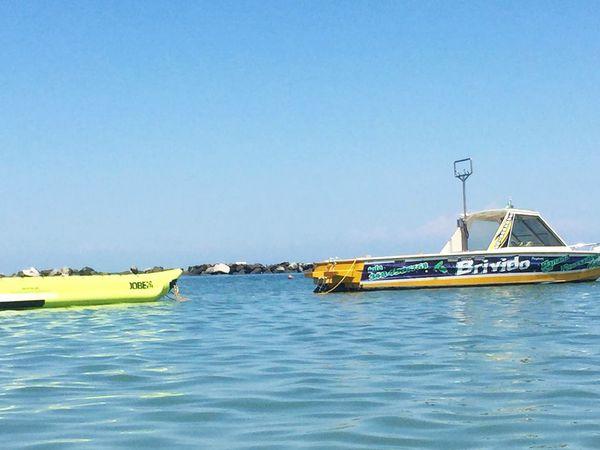 Brivido Water Sport - Barca