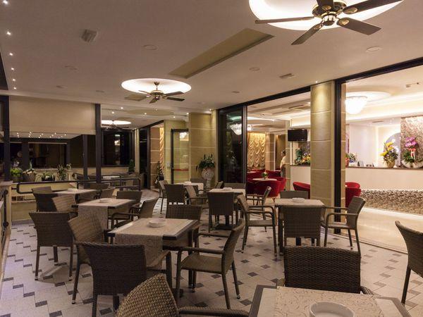 Hotel Delfino - Veranda