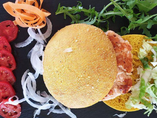 Bagno Il Gabbiano - Hamburger
