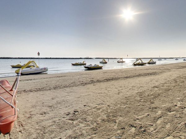 Hotel Sant'Andrea - Spiaggia