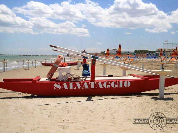 Bagno Alvaro - Salvataggio