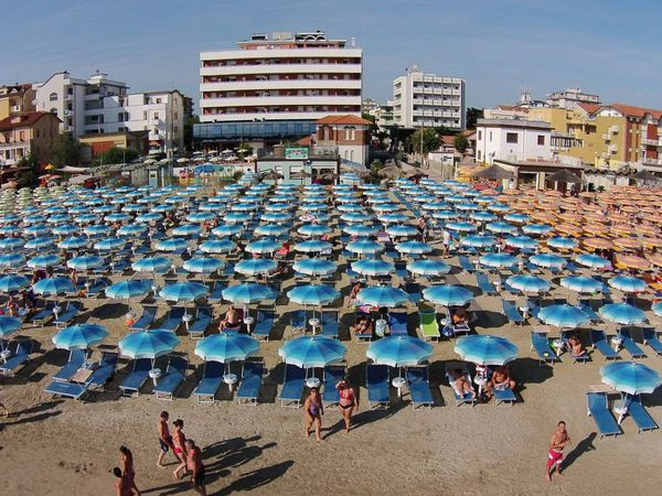 Bagno Olimpia - Spiaggia