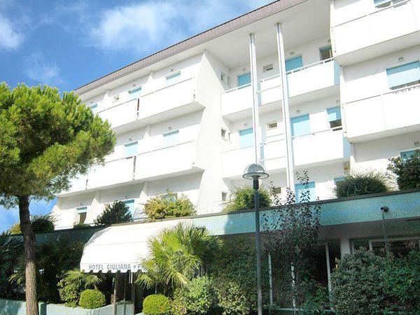 Hotel Giuliana - Esterno