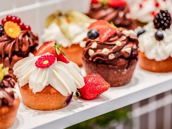 Hotel Europa - Cupcakes