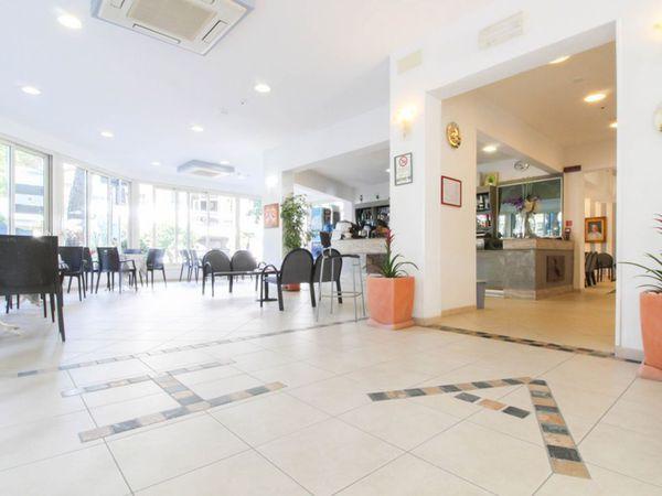 Hotel Abbondanza - Hall