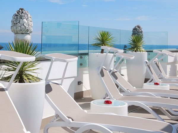 Hotel Imperiale - Terrazza