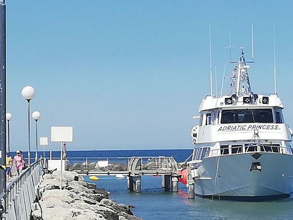 Motonave Adriatic Princess III - Cesenatico