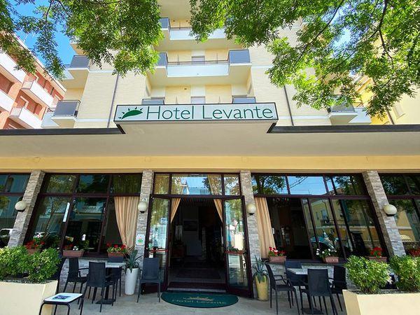 Hotel Levante - Esterno