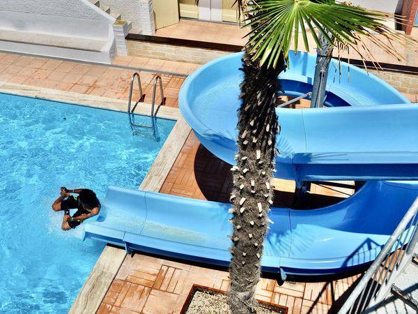 Hotel Baky - Piscina