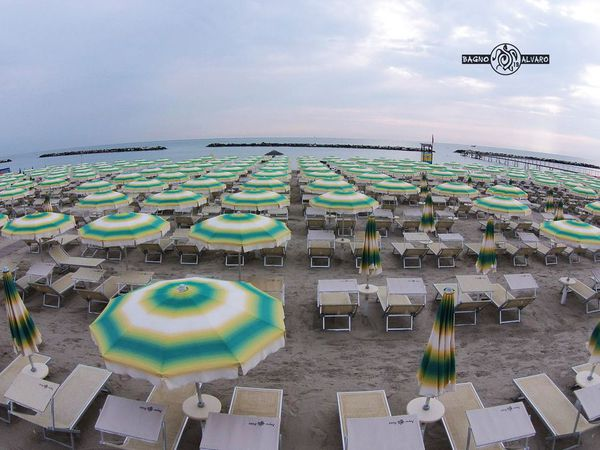 Bagno Alvaro - Spiaggia