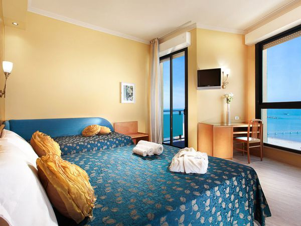 Hotel Spiaggia - Camera