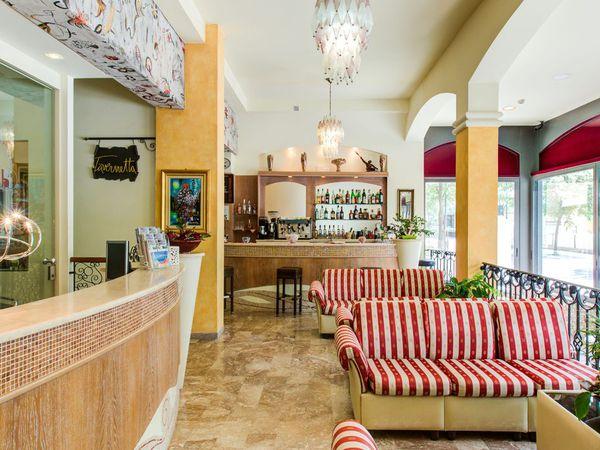 Hotel Splendid - Hall