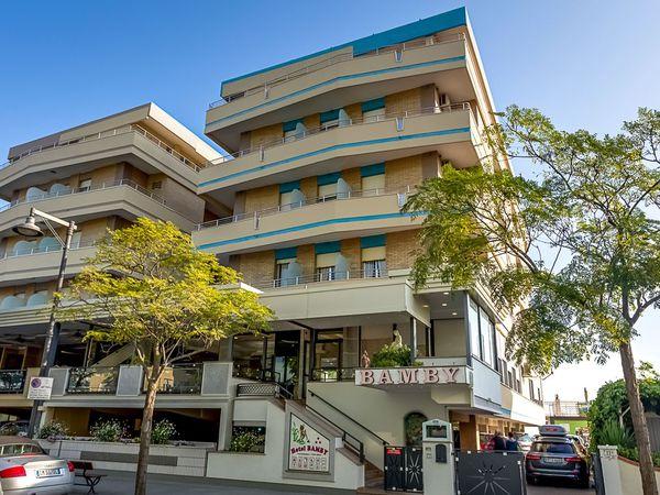 Hotel Bamby - Esterno