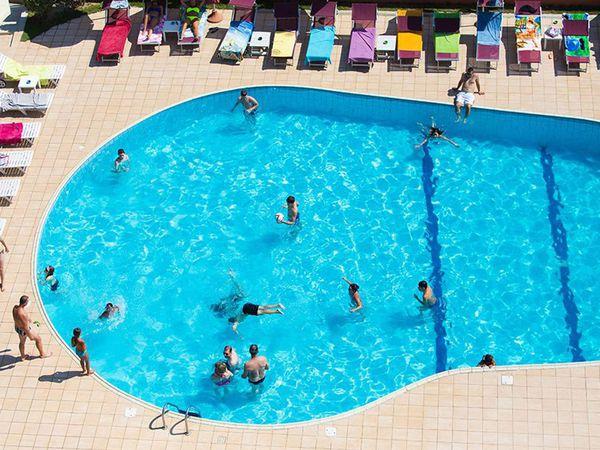 Hotel Miramare - Piscina