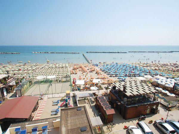 Hotel Adriatico Family Village - Vista
