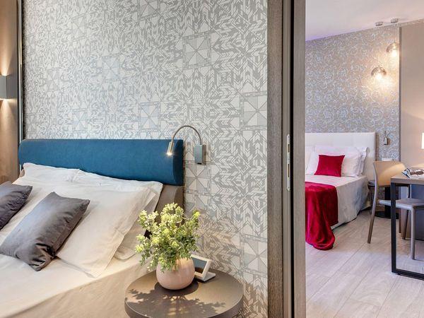 Romagna Suite Hotel - Camera
