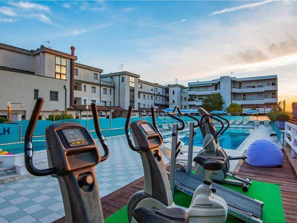 Hotel Ras - Cyclette