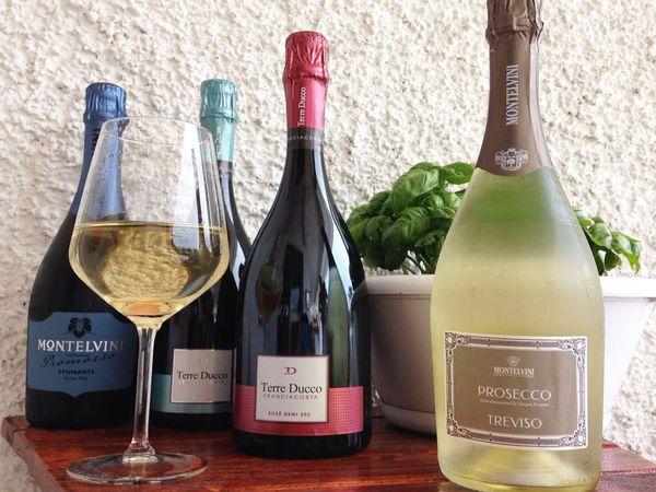 Bagno Il Gabbiano - Bottiglie di vino