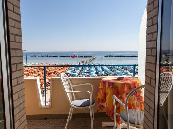 Hotel Delfino - Vista mare