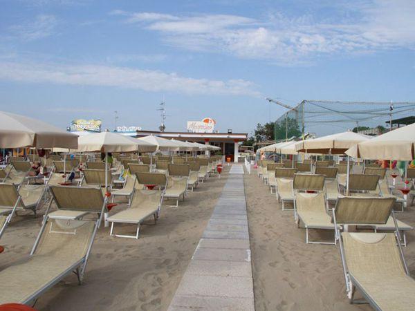 Bagno Massimo - Spiaggia