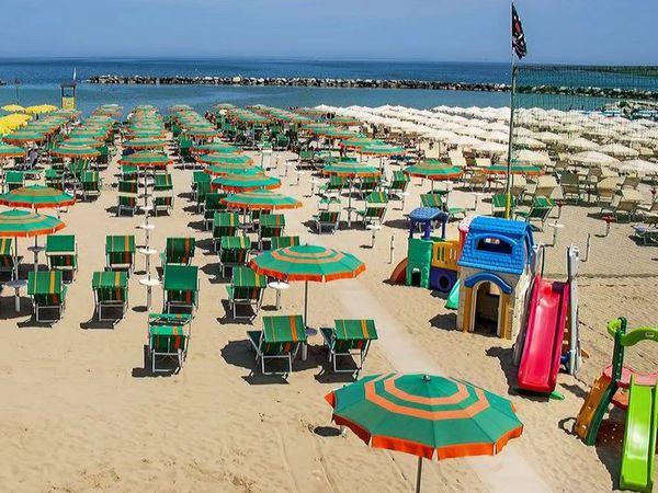 Bagno Sirena - Spiaggia