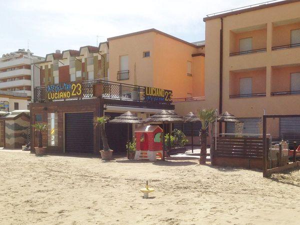 Bagno Luciano - Esterno