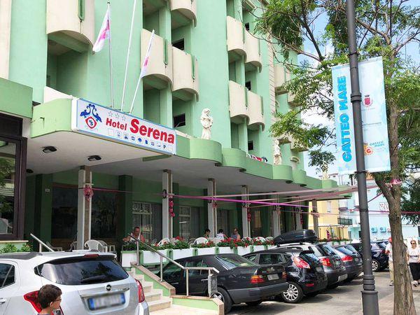 Hotel Serena - Esterno