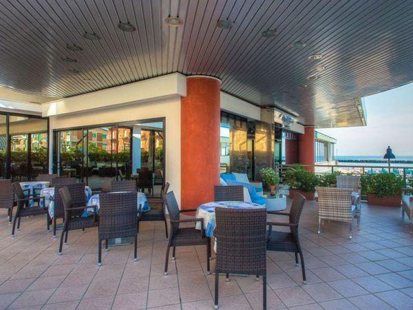 Hotel Spiaggia - Veranda