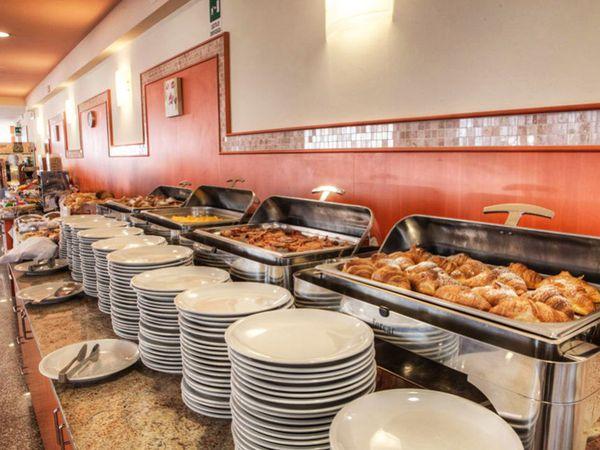 Hotel Alba D'Oro - Buffet