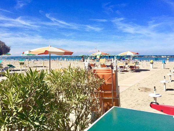Bagno Manuela - Spiaggia