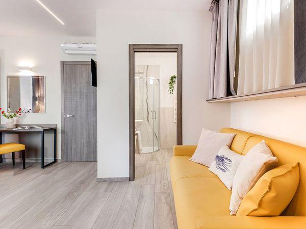 Romagna Suite Hotel - Salottino