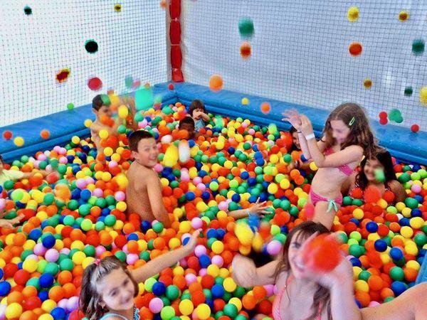 Hotel Baky - Giochi per bambini