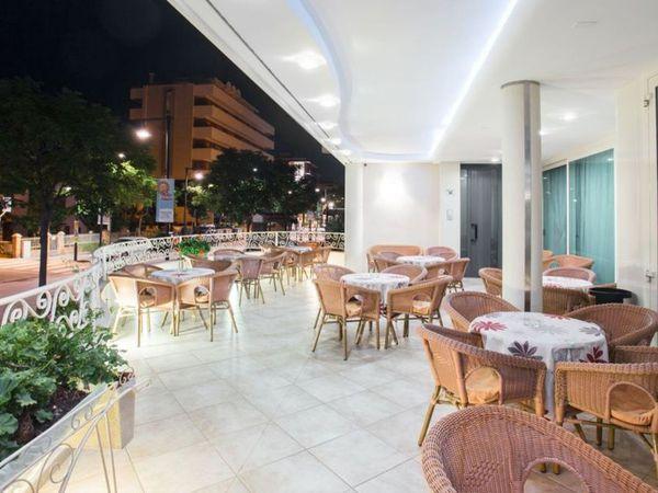 Hotel Continental - Terrazza