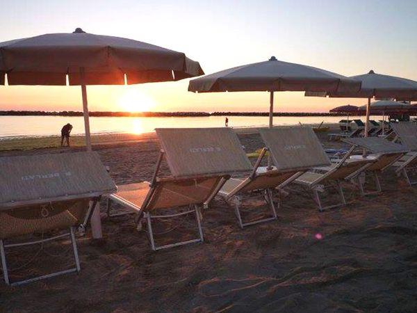 Bagno Berlati - Spiaggia