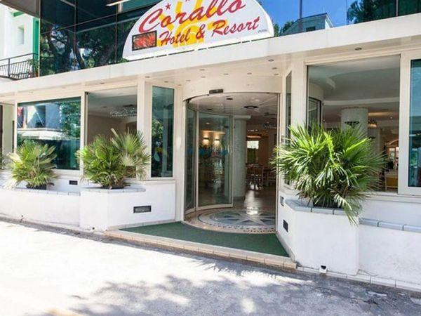Hotel Corallo - Ingresso