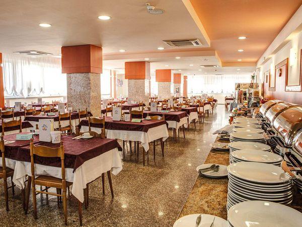 Hotel Alba D'Oro - Ristorante
